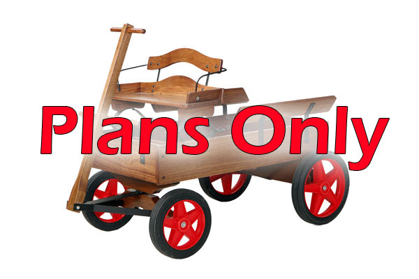 Wooden Wood Wagon Plans @ easy to build wood projects | Cranky Fitness