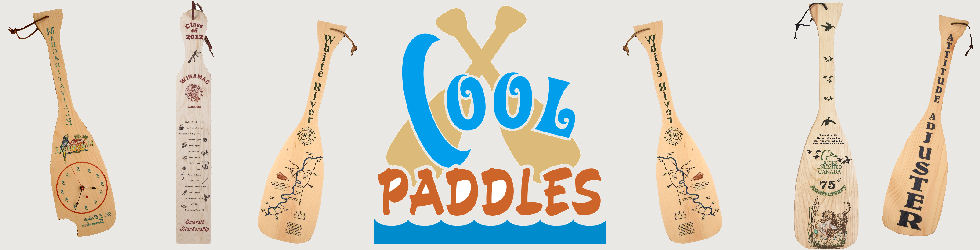 Cool Paddles